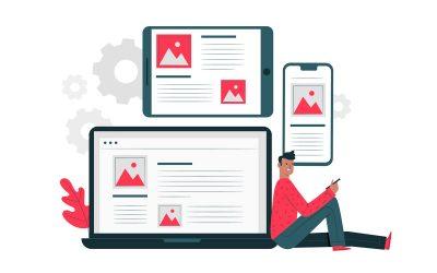 NOUVEAU – Créateur de site web | Site Builder